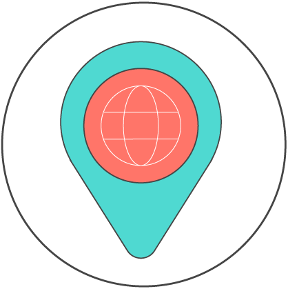 Location seo marker for therapists