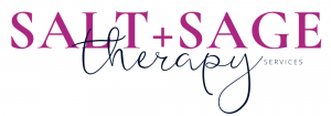 salt and sage therapy client